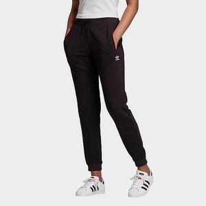 Adidas Top Black Stripe Pocketed Jogger Pants XS